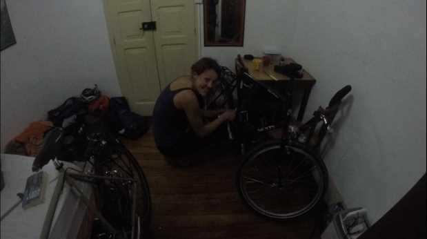 6.a. Rio - Charlie building bike