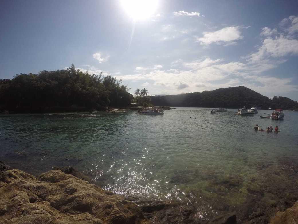 7.c. Ilha Grande - Snorkelling Trip