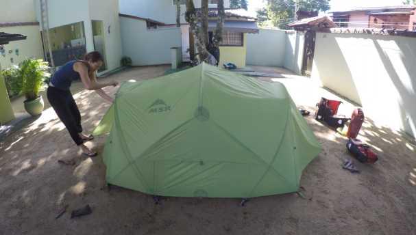 7.d. Ilha Grande tent building
